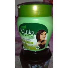 Маска против выпадения волос Vatika Гар гира кактус